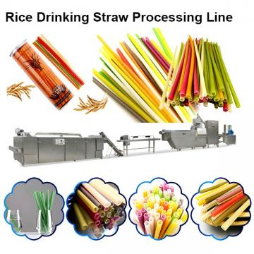 Industrial biodegradable PLA drinking straw extrusion machine extruder