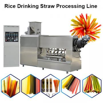 Vietnam Biodegradable Eco Environmentally Friendly Edible Rice Wheat Cassava Flour Drinking Straw Machine