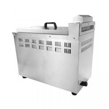Professional Best Stainless Steel Big Chip Continuous Deep Fryer