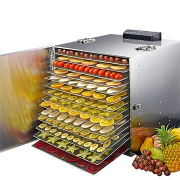 Industrial Vegetables and Fruits Processing Factory Vibration Food Dehydrators