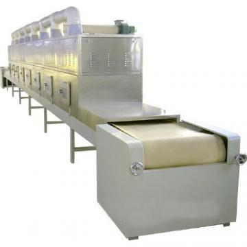 Customized Stainless Steel Assembly Line Microwave Tunnel Dryer