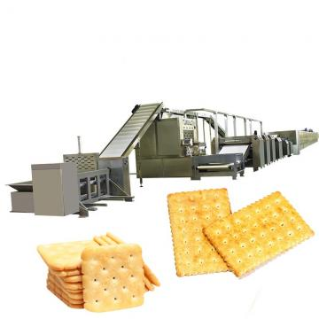 Automatic Multifuction Food and Biscuit Flow Packaging Machine