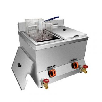 Commercial Restautant Continuous Frying Machine/Gas Fish Fryer/French Fries Fryer (HGF-778)