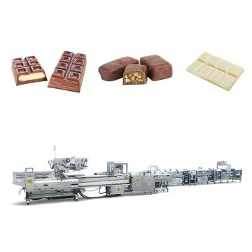 Cheese Granola Chocolate Bar Packaging Machine