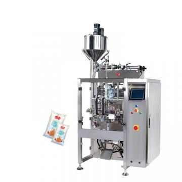 Automatic Liquid Juice Water Filling Sealing Capping Packing/Packaging Machine