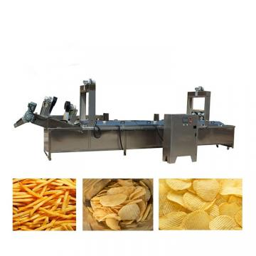 Potato Chips Making Equipment Small Steam Heated Water Blanching Machine for Potatoes