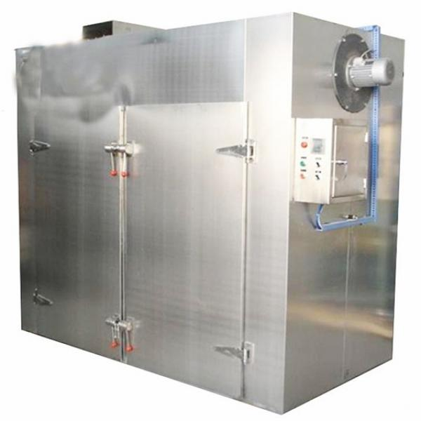 Industrial Chemical Stuff PP PE PVC Fiber Rubber Hot Air Dryer Mesh Belt Drying Machine
