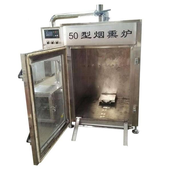 Stainless Steel Meat Smoking House (250kg-1000kg capacity)