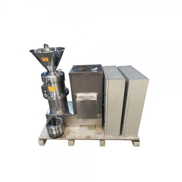 Best Selling Meat Paste Peanut Butter Processing Colloid Mill Grinder