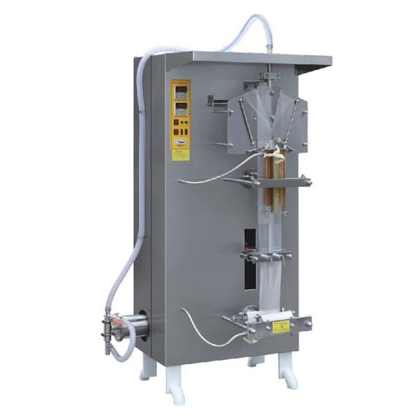 Full Automatic Liquid Honey Filling and Sauce Sealing Packaging Machine