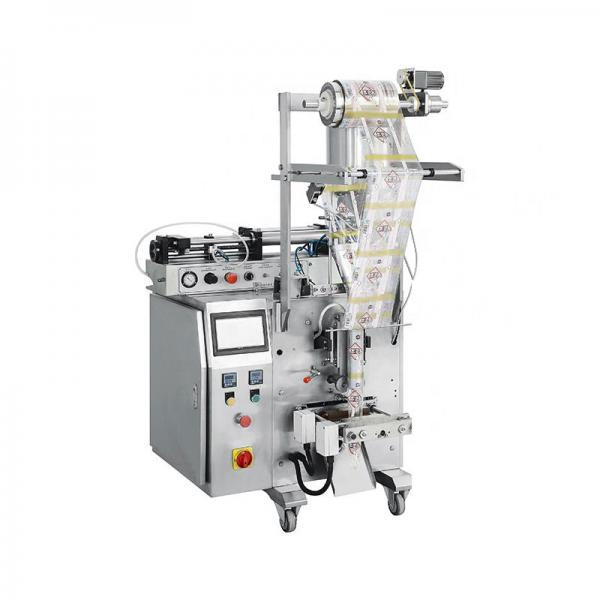 Automatic Liquid Tomato Sauce Packaging Machine
